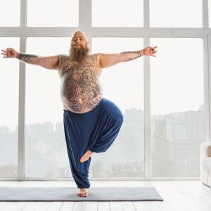 Yoga for mænd